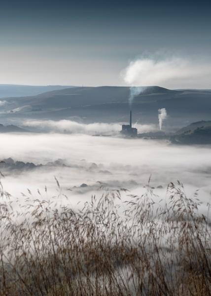 Industrial Dawn by Legend147