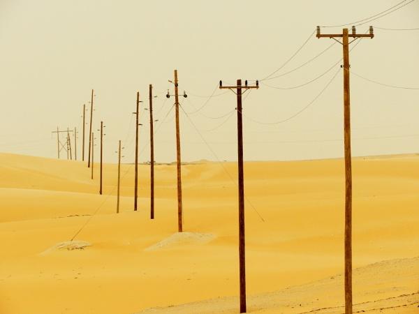 In the desert :1 by Savvas511
