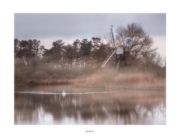 Winter on the Broads by jpappleton