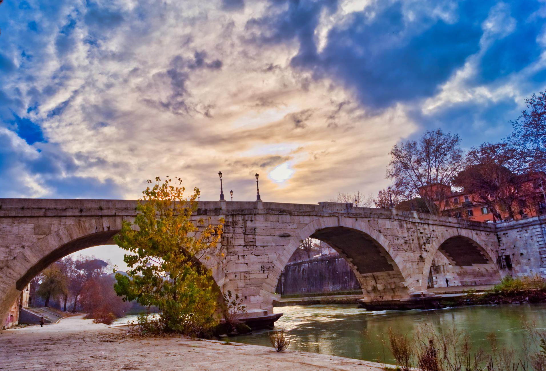 Cestio bridge