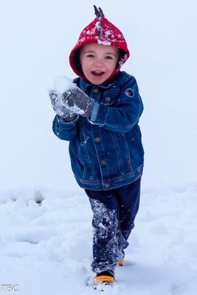 The Magic of Snow! by TBCorbin