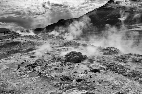 Namaskard hot springs - Iceland by jinstone