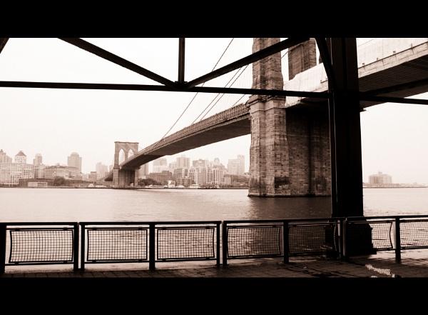 Brooklyn, New York by sandwedge