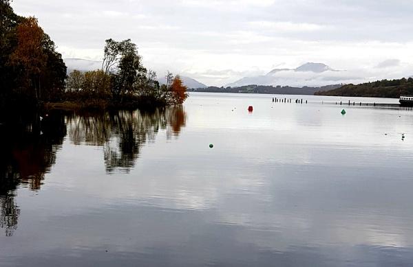 Loch lomond by snapperbryan06