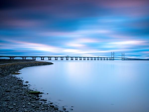 Wide Blue Yonder by RobboB