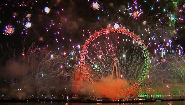 Happy New Year 2019 by Silverzone