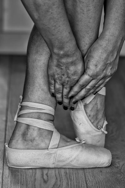 Ballerina by Johan Vandenberghe