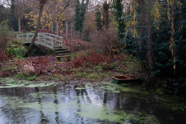 Chelsworth Garden by witchcraft