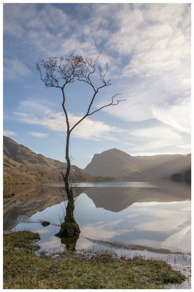 Buttermere ii by AnnChown
