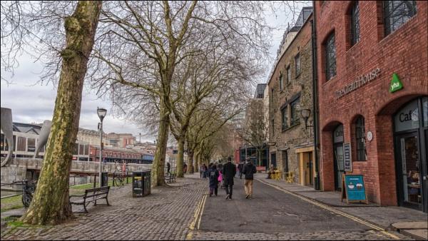 Merchant\'s Quay by Kilmas