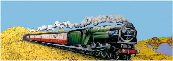 Steam Engine by mac