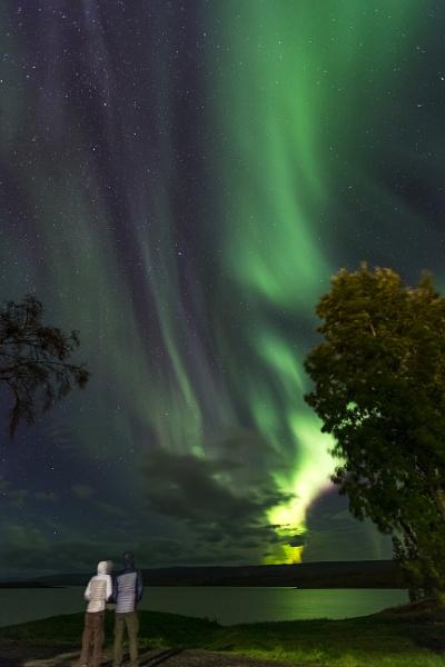 Crazy Aurora by pdunstan_Greymoon