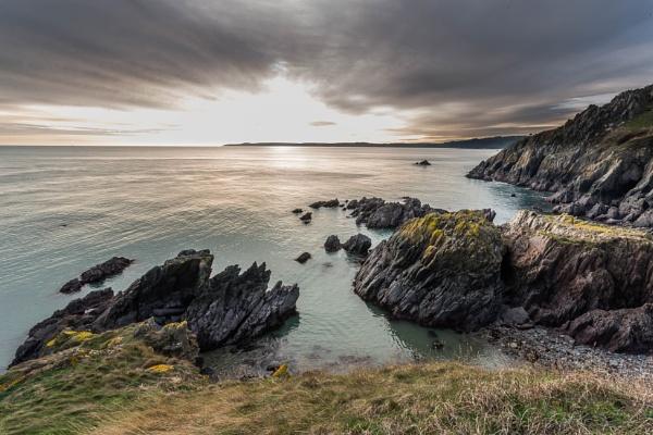 Across Start Bay, Devon by cheswal