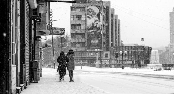 Into the Winter XIV by MileJanjic