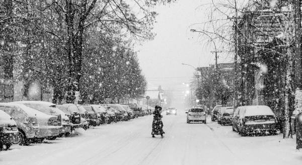 Into the Winter XV by MileJanjic