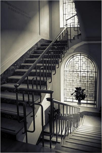 Dali Museum Stairwell