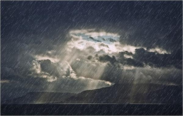 Rain clouds by dven