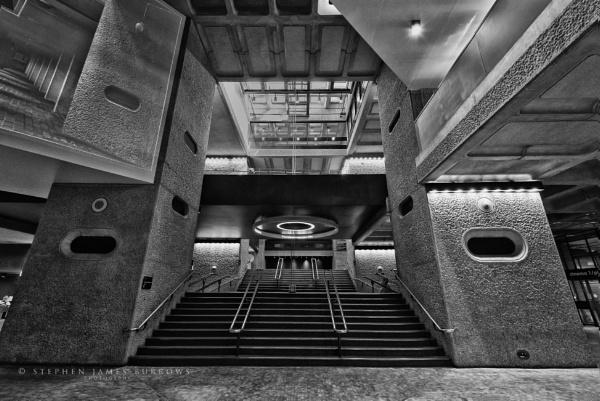 Below Stairs by Stephen_B