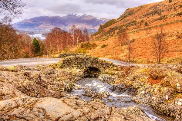 Ashness Bridge by SueLeonard