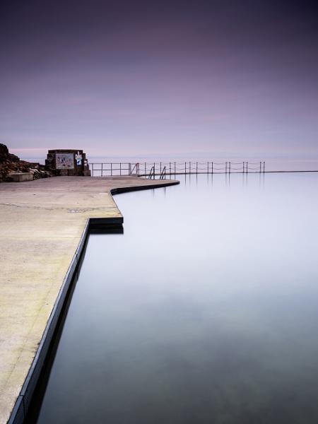 Minimal Lake by RobboB