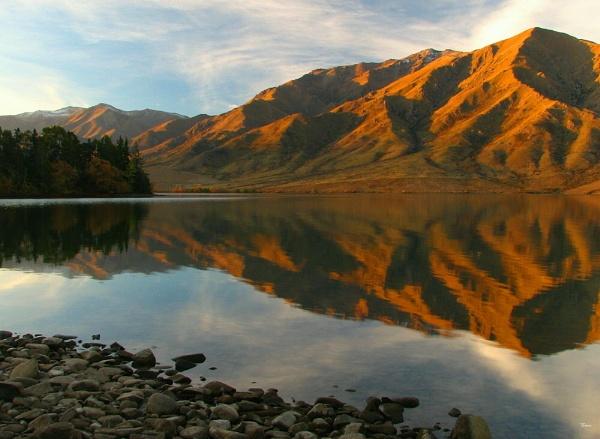 Lake Benmore 44 by DevilsAdvocate