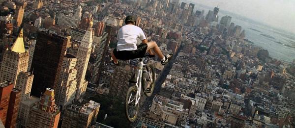 A Leap of Faith. by Scaramanga