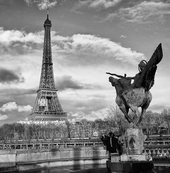 Paris icons by nclark