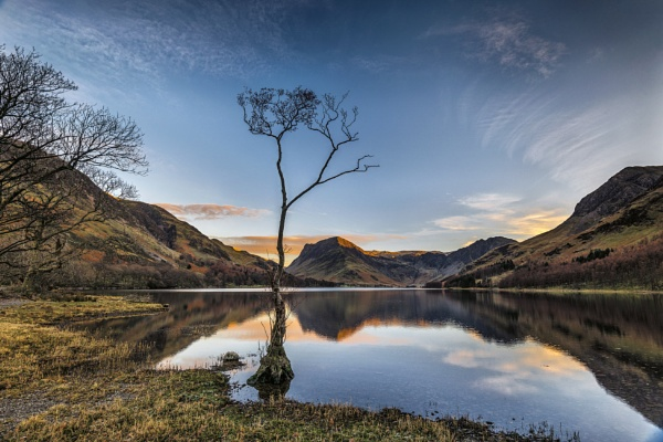 Buttermere Reflections by Pete2453
