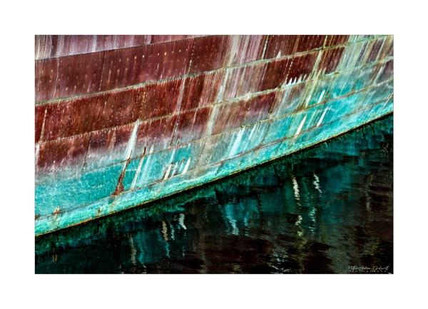 Copper & Verdigris by NDODS