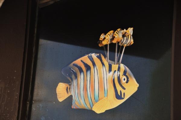 Fishy !! by Chinga
