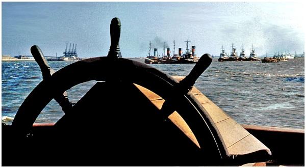Thames Ferry by mac