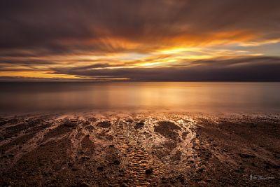 Grouville Bay Sunrise 2