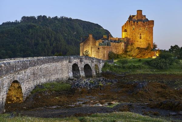 Eilean Donan Castle. by Lance_B