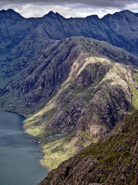 A Hebridean Meandering XXXVIII - The Ridge of Oars