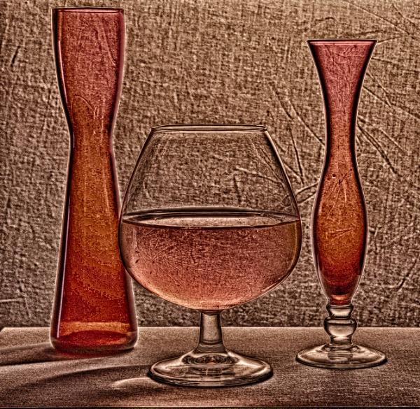BRANDY GLASS by SOUL7