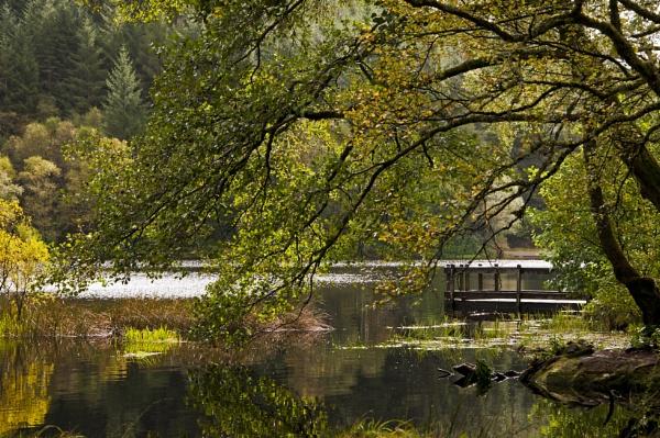 Glen Coe Lochan by Mable