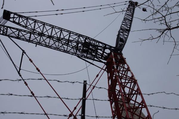 Crane by PeterAS