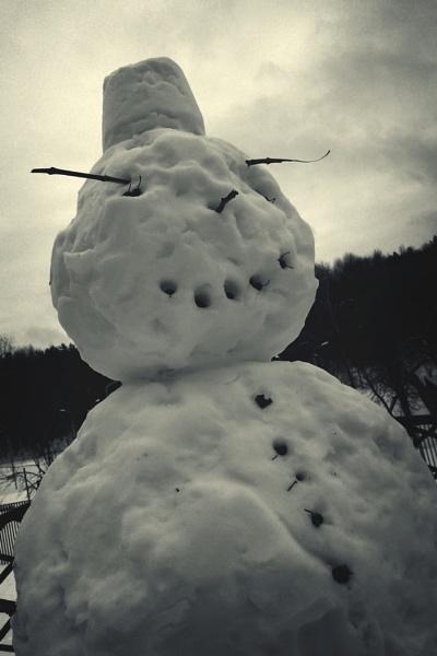 snowman by leo_nid