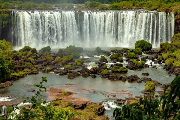 Iguazu Falls again by AM74