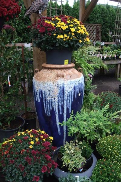 Blue Vase by MentorRon
