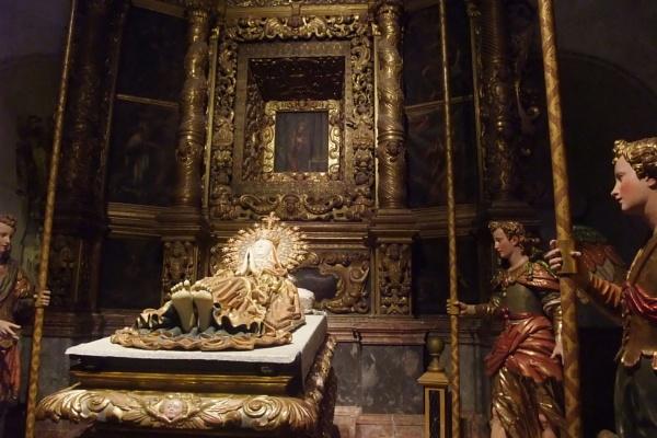 Nuestra Señora de la Corona Chapel in Palma de Mallorca Cathedral. by MentorRon