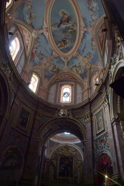 Carmelite Priory at Mdina, Malta. ISO400. by MentorRon
