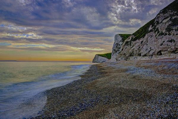 Dorset Coastline by Photografer