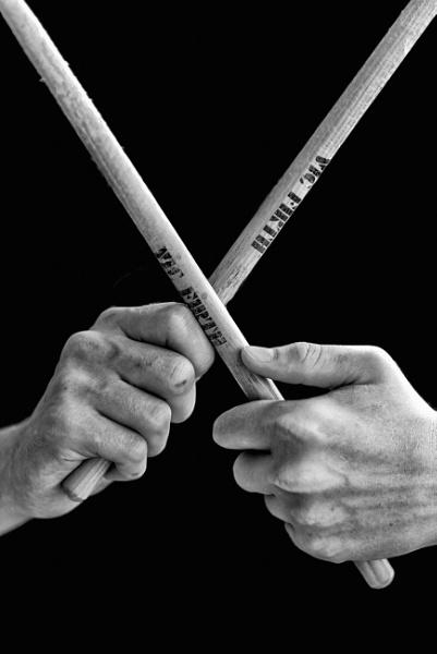 Drumsticks by Johan Vandenberghe