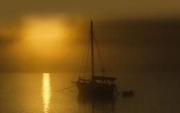 sunrise at Wells next the sea