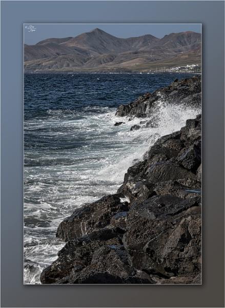 Atlantic Action by LynneJoyce