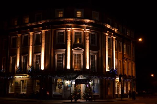 The Bath Hotel by ASW