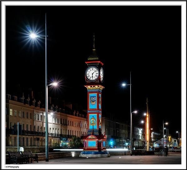 The Weymouth clock by ian5986