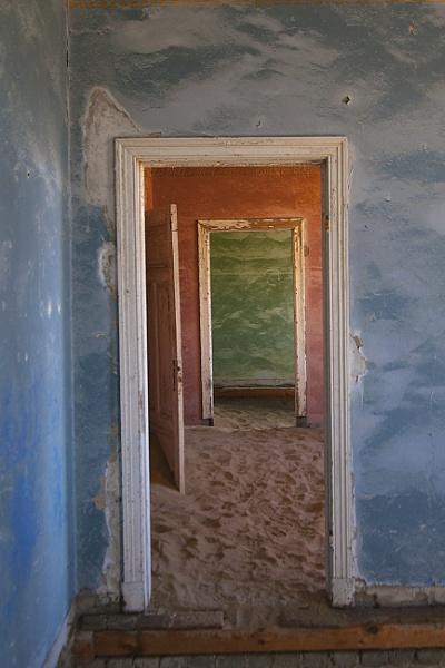 Kolmanskop by Msalicat