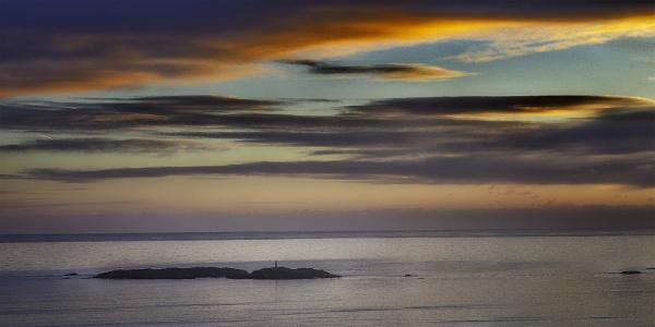 SUNSET BANTHAM BAY NO.2 by judidicks